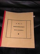 More details for very rare bichon frise iradell kennel record dog book vanderbilt 1964-1971