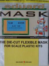 Eduard 1/48 EX105 Canopy Mask for the Revell/Monogram B-26 Marauder