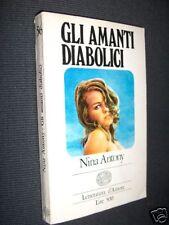 GLI AMANTI DIABOLICI N. ANTONY 1971 Dellavalle L1