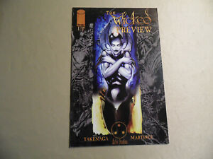 The Wicked Preview (Image Comics 1999) Free Domestic Shipping