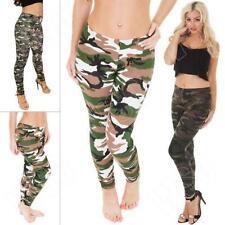 Pantalones de mujer color principal verde