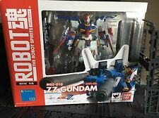 Bandai Robot Spirits ZZ Gundam Zeta Action Figure MSIA Lot
