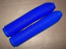 NEW BLUE FORK BOOTS HONDA CR 125 250 500 XR 200 350 400 125R 250R 500R 480