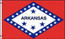 3x5 Arkansas Flag 3'x5' House Banner grommets super polyester