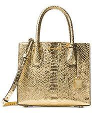 3cf38bb23aa9 Michael Kors Python Medium Zipper Bags   Handbags for Women for sale ...