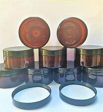 100g/ml Empty Plastic Cosmetics Cream Jars Pot bottle Container travel face