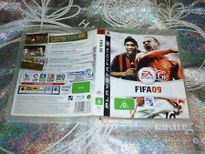 FIFA 09 (SONY PS3 GAME, G) (134571 A)