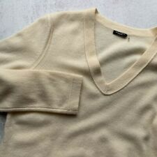 magaschoni 100% Cashmere Sweaters Beige for Women for sale