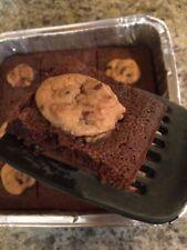 Bakery Style Cookie Brownies - Homemade - Sugar Or Sugar Free