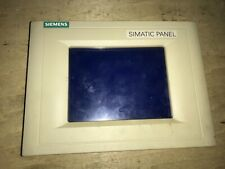 SIEMENS Simatic Panel, #TP170B, Free Shipping To Lower 48, With Warranty