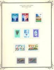 1¢ WONDER ~UNITED NATIONS OFFICES IN VIENNA AUSTRIA MODERN MH ON SCOTT PAGE~V126
