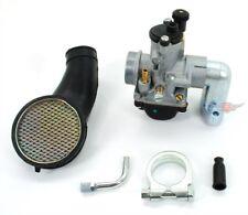 Puch Maxi Motor Tuning Vergaser Set mit Ansaug Stutzen 21mm Mofa Moped Neu*