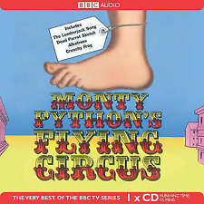 Monty Python's Flying Circus by Graham Chapman (Audiobook CD)