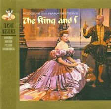 THE KING AND I CD - 1956 FILM SOUNDTRACK [REMASTERED](2001) - NEW UNOPENED