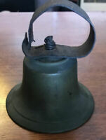 Small Vintage Carriage Bell