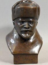 LENIN BÜSTE Bronze Statue DDR СССP UdSSR Sowjetunion
