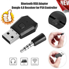 HOT!!! PS4 Wireless Bluetooth Headset Adapter Dongle USB Receiver for Controller