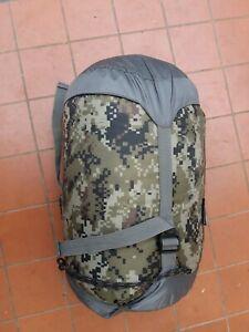 Denali Defender Camo Hooded Sleeping Bag By Anaconda