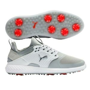 PUMA MENS IGNITE PWRADAPT CAGED SPIKED GOLF SHOES - NEW 2021 - PICK SIZE & COLOR