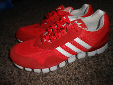 Adidas Mega Torsion Flex Gr. 42 2/3 UK 8,5 ZX V25012 rot 2011 Sneaker Originals