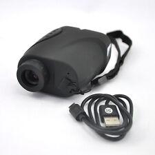 Visionking Neu 6x21 Laser Entfernungsmesser Golf Regen Jagd 1000m USB Aufladen