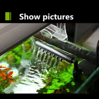 SUNSUN Mini Filter Fish Aquarium Internal Filter Submersible Pump Oxygen Adding