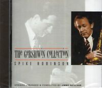 Spike Robinson - The Gershwin Collection (1988 CD) New & Sealed