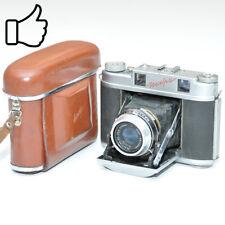 Iskra 6x6 - 4,5x6 Mittelformat Kamera Objektiv Industar 58 3,5/75 F=7,5cm IZKRA