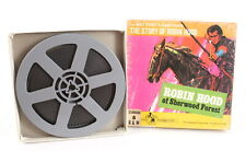 Walt Disney Robin Hood of Sherwood Forest 8mm Movie Film, w/ Richard Todd