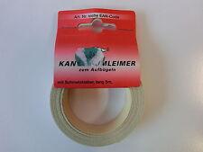 Heka Kantenumleimer m.Schmelzkleber Ahorn 5 m 20 mm Umleimer Bügelkante