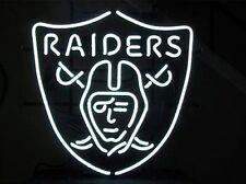 """New Oakland Raiders Beer Neon Sign 19""""x15"""""""