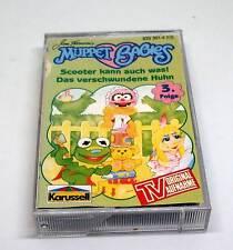 Muppet Babies Hörspielkassette MC Folge Nummer 3 (3.Folge) - Scooter kann auc...
