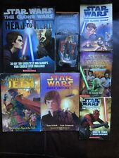 7 Star Wars Books Comics Action Figure Clone Head To Tales Of Jedi Dark Empire