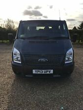 FORD TRANSIT TOURNEO 9SETER LIMITED ONLY 44000MILES FSH BLUE/TOOTH AIR/CON 2013