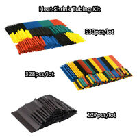 8 Size Heat Shrink Tubing Insulation Shrinkable Tube 2:1 Wire Cable Sleeve Kit