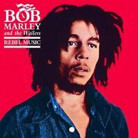 BOB MARLEY & THE WAILERS - REBEL MUSIC  CD  11 TRACKS MAINSTREAM REGGAE/POP  NEW