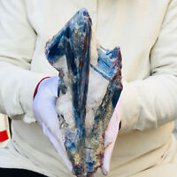 Rare Blue Crystal Natural Kyanite Rough Gem mineral Specimen Healing 1157g