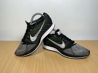 Nike Flyknit Racer Running Trainers Size UK 6 & 6.5 (Odd pair) Read Description