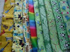 Yellow or Green Flannel Fabric Belly Bands Male Dog Carol's Crate Covers