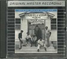 5 Blind Boys Of Mississippi, The My Desire / There's A God Some.  MFSL Silver CD