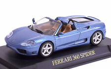 DIE CAST MODEL 1:43 - FERRARI 360 SPIDER - 1999