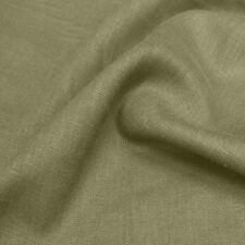 alt grau grün Kleider-Leinen Mittelalter Leinen-Stoff Meterware Tolko