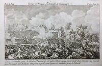 Rare Bataille de Jemmapes 1792 Mons Belgique Révolution Française Hainault