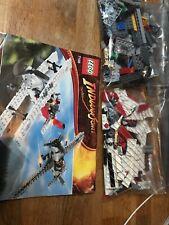 Lego Indiana Jones Fighter Plane Attack set 7198