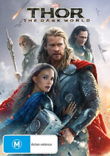 Thor - The Dark World : NEW DVD