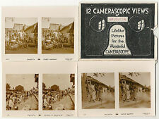 12 Camerascopic Views: Calcutta. Lifelike Pictures for the Wonderful Camerascope