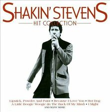 Hit Collection Edition Shakin Stevens  CD NEW SEALED LAST ONE GERMANY