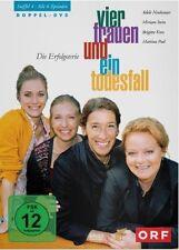 2 DVDs * VIER FRAUEN UND EIN TODESFALL - STAFFEL  4  # NEU OVP %
