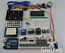 [Sintron] Master Starter Kit + UNO R3 Board + PDF Files For Arduino AVR learner