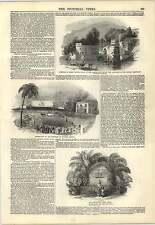 1847 American Indians désir civilisation chrétienne L'ESCLAVAGE ABOLITION Jamaïque en